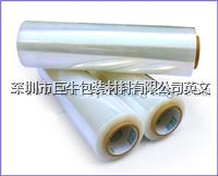 soft high transparent tasteless anti-static non-toxic machine stretch film