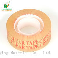 SHENZHEN BULL crystal  easy tear stationery tape