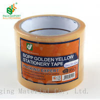 SHENZHEN bull packaging material  tape easy tear STATIONERY tape