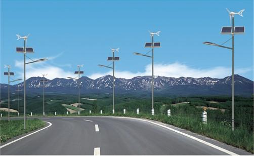 扬州风光互补太阳能路灯供应