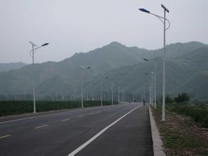 太阳能路灯生产
