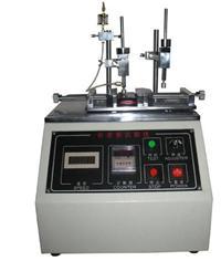 东莞酒精耐磨试验机/广东耐磨试验机/广州橡皮耐擦试验机 jx-9209耐摩擦试验机